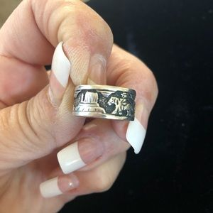 Jewelry - Sterling Silver Native American Storyteller Ring